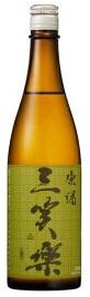 三笑楽 原酒1800ml