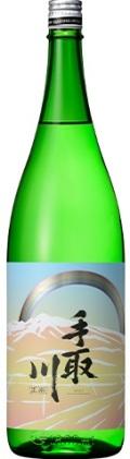手取川 純米酒 niji720ml