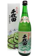 純米酒 能登誉「千枚田」720ml