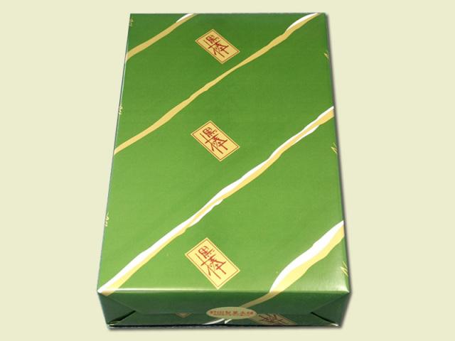 【ギフト箱詰合せ】特製黒棒・抹茶棒さつき・ゆず棒 20本詰合セット(黒10、さ5、ゆ5)