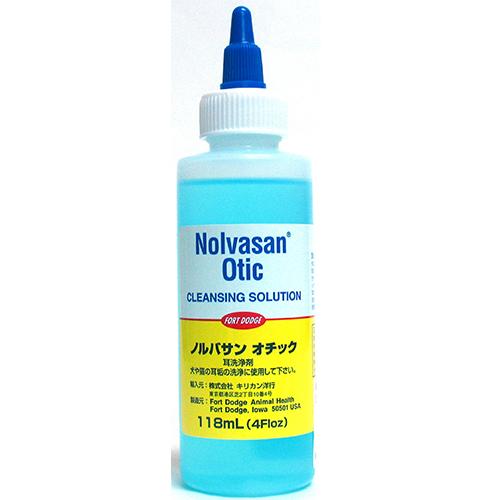 ノルバサン オチック 耳洗浄