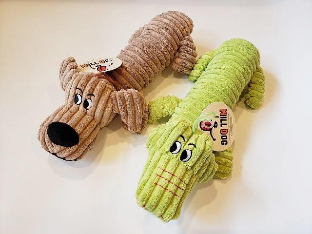 犬用おもちゃ バディ ぬいぐるみ