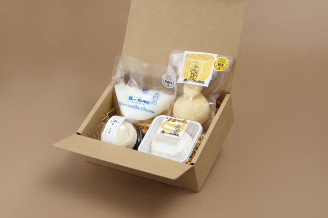 【ギフト】コンテスト受賞チーズセット