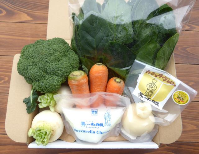 【ギフト】野菜と楽しむチーズセットB