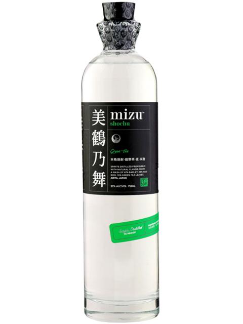 本格焼酎 美鶴乃舞 緑茶 750ml