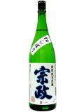 清酒宗政 初しぼり特別純米原酒1800ml