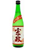 清酒宗政 辛口純米酒720ml