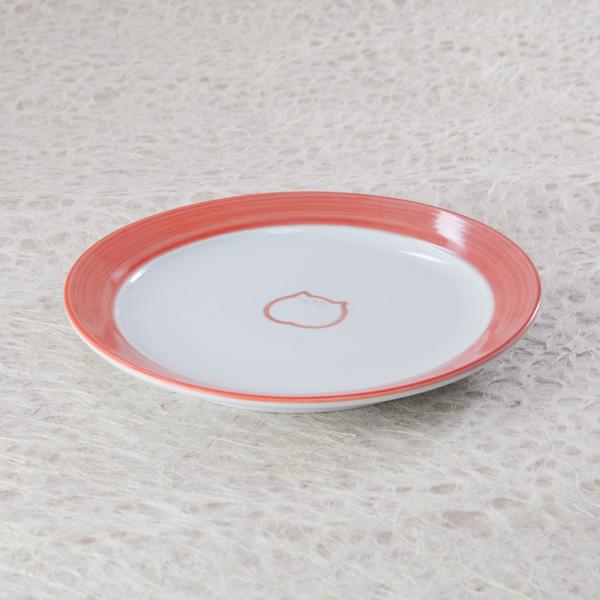 猫食器,オリジナル,新作,新色,20cmプレート