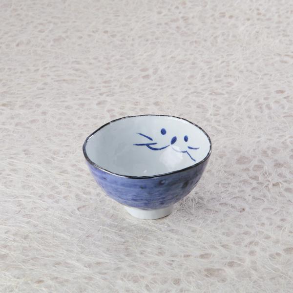 猫食器,ギフト,小茶碗,ご飯