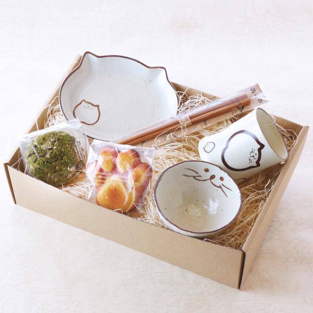 敬老の日,猫,食器,肉球,日本製