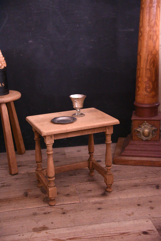 アンティーク サイドテーブル フレンチ ベッドサイド