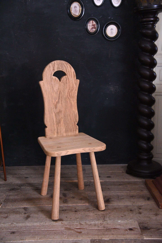 アンティーク 剥離 チェア ダイニング 飾り フレンチ 椅子 1