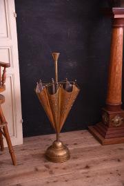 アンティーク 真鍮 アンブレラスタンド 傘立て フレンチ ブラス