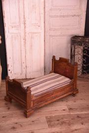 ベビーベッド 木製 フランス アンティーク