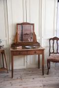 アンティーク 化粧台 ドレッサー フレンチ 木製