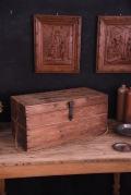 アンティーク 木製 ボックス 木箱 トランク