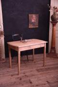 アンティーク 木製 テーブル フレンチ 剥離 ダイニング