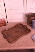 アンティーク 木製 トレイ フレンチ ティートレイ