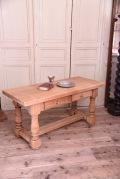アンティーク 木製 ドロワー ローテーブル コーヒーテーブル フレンチ