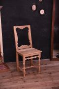 アンティーク チャーチチェア フレンチ 木製 1