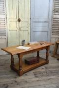 アンティーク 木製 コーヒーテーブル センターテーブル