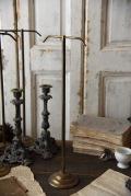 アンティーク ハットスタンド フランス 真鍮
