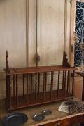 アンティーク  ラック  木製  フランス
