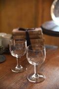 アンティーク  ワイングラス  ガラス  フレンチ