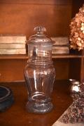 アンティーク ガラスボトル ガラス瓶 女性のようなボディ