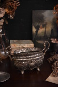 アンティーク フレンチ 植木鉢 ジャルディニエール
