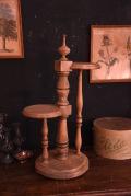 木製 ラック ディスプレイ フランス アンティーク