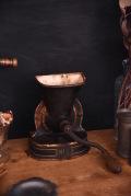 アンティーク コーヒーミル ディスプレイ フレンチ