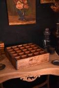 ヴィンテージ ボトルケース 木箱