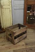 木箱1 ディスプレイ ワイン フランス アンティーク