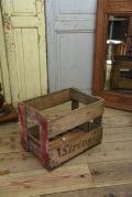 木箱2 ワイン ディスプレイ フランス アンティーク
