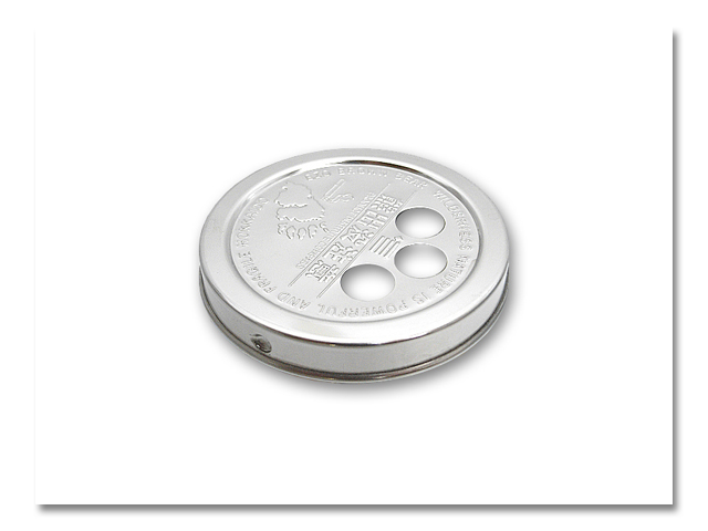 DRINK CAN ASHTRAY CAP