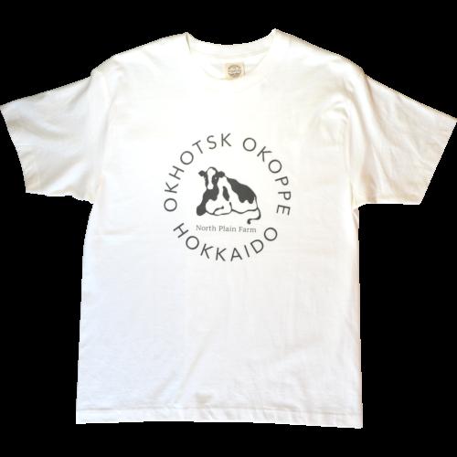 ノースプレインファームオリジナル オーガニックコットンTシャツ