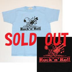 FULLNELSON×PEANUTS 「Rock'n'Roll」(フルネルソンxピーナッツ ロックンロール)