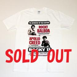 ROCKY 2 T-SHIRTS(ロッキー2Tシャツ)