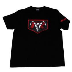 仮面ライダー「ライダーマーク」S/STシャツ(ブラック)