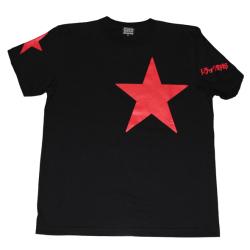 トラック野郎(なんちゃって桃さん)Tシャツ(ブラック)