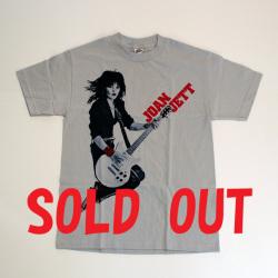 ロックTシャツ/JOAN JETT(SCRATCH MY BACK)/ジョーンジェット(スクラッチマイバック)RCT121101