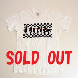 ロックTシャツ/MADNESS(SILHOUETTES)/マッドネス(シルエット)RCT121106