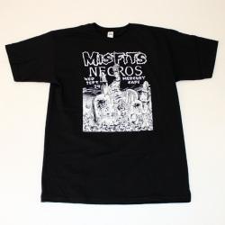 Misfits Pushead flyer Necros(ミスフィッツ パスヘッド フライアー ネクロス)