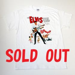ELVIS PRESLEY SPINOUT T-SHIRTS(エルヴィス プレスリー スピンアウトTシャツ)