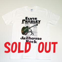 ELVIS JAILHOUSE ROCK T-SHIRTS(エルビスジェイルハウスロックTシャツ)