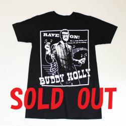 """Buddy Holly """"Rave On"""" (バディホリー レイブオン)"""