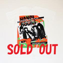 """Hanoi Rocks """"Motorvatin'"""" (ハノイロックス モーターベイン)"""