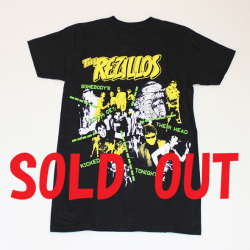 """Rezillos, The """"Somebody's Gonna Get Their Head Kicked In"""" (レジロス)"""