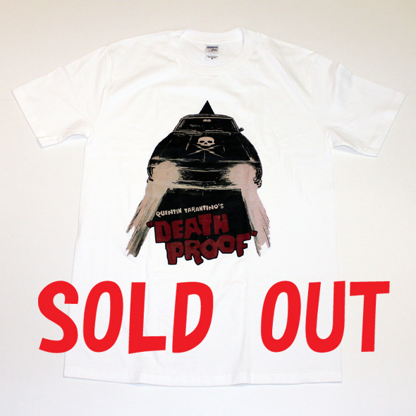 DEATH PROOF T-SHIRTS(デスプルーフTシャツ)